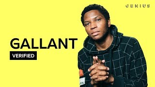 """Gallant """"Doesn't Matter"""" Official Lyrics & Meaning 
