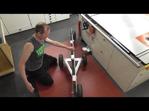 All Terrain Board Trolley Upgrade