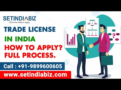 Trade License Registration | Trade License Application in India
