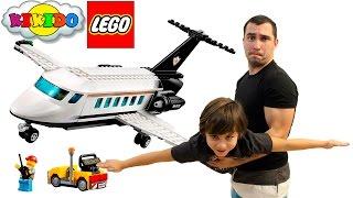 Лего Сити 60102 Служба Аэропорта для Важных Клиентов. Lego City Airport VIP Service. Кикидо