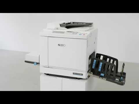 Riso Digital Duplicators SF 5250 Machine