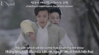 [Eng+Viet+Han+Rom] Will Be Back - Im Sun Hae - Moon Lovers: Scarlet Heart Ryeo OST Part 9
