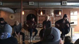 "The Word Alive - ""You're All I See"" - VIP Session @ The Crofoot Ballroom, Pontiac, MI - 03/05/16"