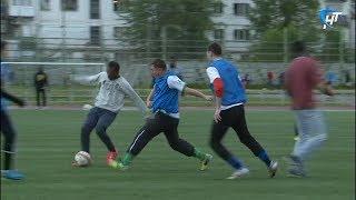 В Великом Новгороде прошел «Кубок Мира» по футболу среди студентов НовГУ