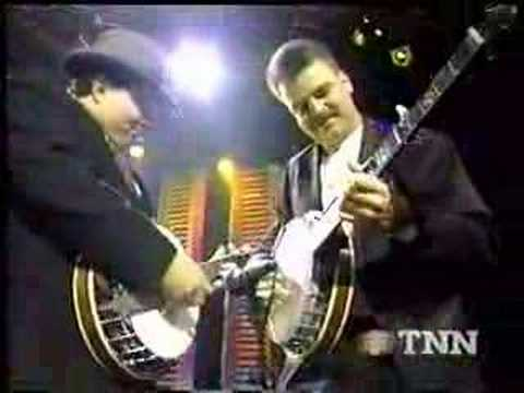 Ricky Skaggs Ky Thunder With Del Mccoury Band Rawhide Chords