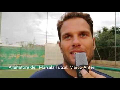 immagine di anteprima del video: Marsala Futsal - Alqamah 2-3 - le parole di Mister Anteri a fine match