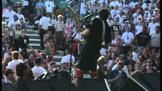 Devo - Smart Patrol / Mr. DNA - Live 1996 Lollapalooza