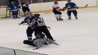 When Players Attack Referees Part 2