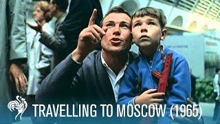 Смотреть онлайн Как выглядела Москва в 1965 году