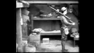 Charlie Chaplin - Shoulder Arms (1918) Thai Dub Part 1/3
