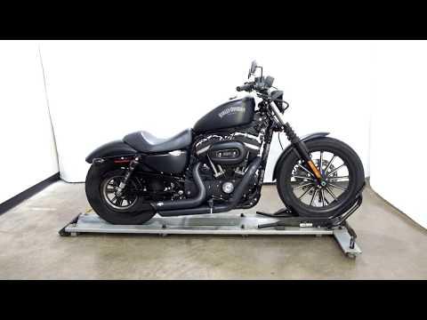 2015 Harley-Davidson Iron 883™ in Eden Prairie, Minnesota - Video 1