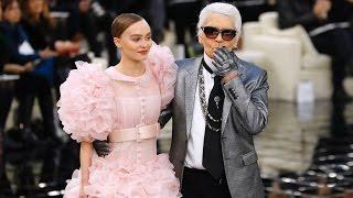 Valentino и Chanel на Неделе высокой моды в Париже (новости)