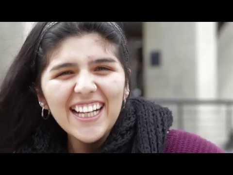 Alumna que ingresó a Ingeniería UC a través de NACE