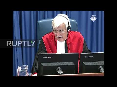 Netherlands: Mladic found guilty of genocide and crimes against humanity