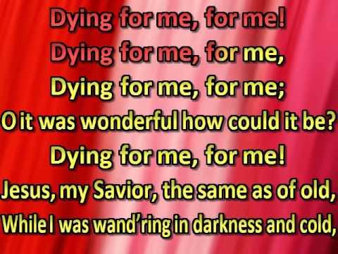 Jesus My Savior To Bethlehem Came