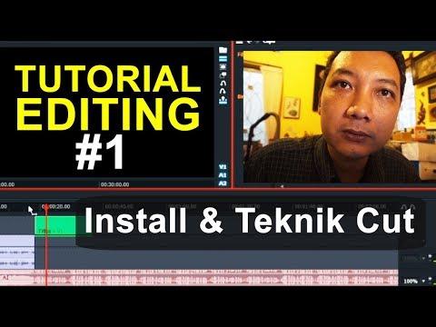 Tutorial Editing #1 Lightworks – Install dan mulai pertama kali