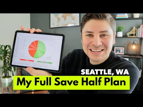 Seattle Cost of Living 2021: My Complete Budget Reveal (with downloadable planner)