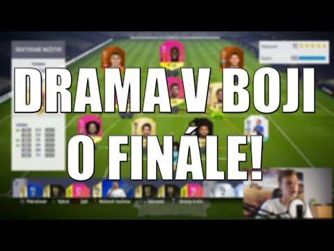OBROVSKÉ DRAMA V BOJI O FINÁLE! | 3. KOLO | FIFA 18 | CZ/SK