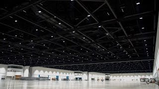 San Jose McEnery Convention Center gets high tech lighting upgrade from ETC and ArcSystem
