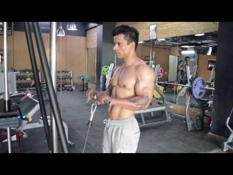Reverse Cable Curl - For Amazing Bicep Gains