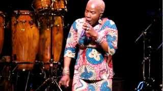 "ANGELIQUE KIDJO ""Gimme Shelter"" 3-8-12"