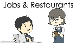 Sober Convos 3: Jobs & Restaurants