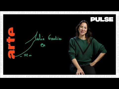 « Je suis une conteuse d'histoires sous-marines »   Julie Gautier   PULSE   ARTE « Je suis une conteuse d'histoires sous-marines »   Julie Gautier   PULSE   ARTE