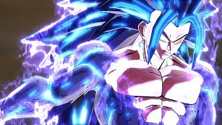 Saiyan CAC's New Final Form (SSJ 1-8) in Dragon Ball Xenoverse 2 Mods