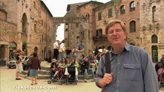 Thumbnail of the video 'Italy's Multi-Towered Hill Town of San Gimignano'