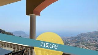 #97 4 Zimmer Wohnung wie Villa in Bektas #dreamview
