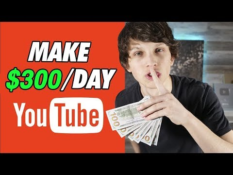 , title : 'How to Make Money on YouTube Without Making Videos | Side Hustle