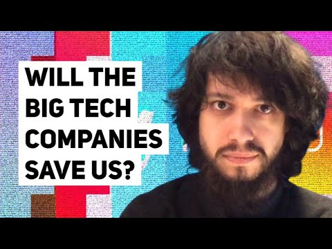 After the Capitol Uprising Should Big Tech Take Control? ft. Matt Binder