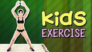 Kids Exercise - Kids Workout At Home