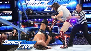 Daniel Bryan puts Big Cass in his place: SmackDown LIVE, May 15, 2018 - Video Youtube