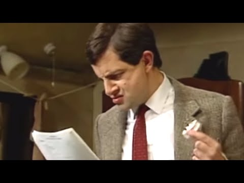 Beanie Bits | Funny Clips | Mr Bean Official