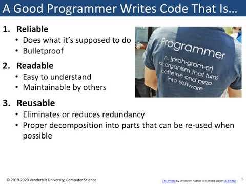 , title : 'Vanderbilt CS1101 Lecture 1.3 Intro to Zylabs, Comments, Errors, Java