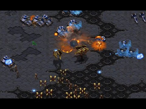 Last (T) v Shuttle (P) on Circuit Breaker - StarCraft - Brood War