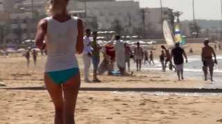 Пляж Агадира (Марокко)