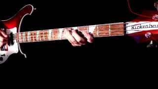 The Beatles- Lovely Rita (Bass Cover)