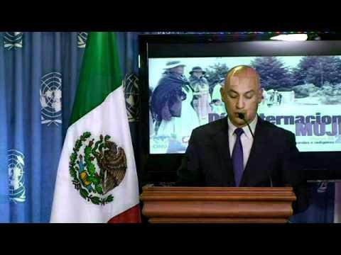 UNFPA - Día Internacional de la Mujer 2012 (Diego Palacios)
