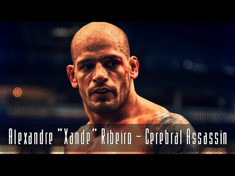 "Alexandre ""Xande"" Ribeiro - Cerebral Assassin Mp3"
