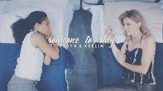 Freya & Keelin | Someone to stay