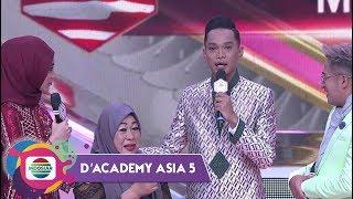 Penuh Haru! Beratnya Perjuangan Megat Haikal - Malaysia Untuk Ibunda di Panggung D'Academy Asia 5