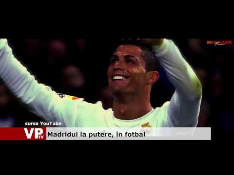 Madridul la putere, în fotbal
