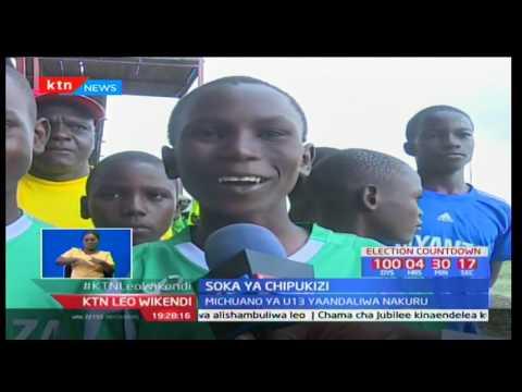 Michuano ya shirikisho la kandanda nchini kwa vijana wasiozidi umri wa miaka 13 yafanyika Nakuru