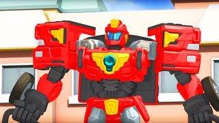 Тоботы новые серии - 20 Серия 2 сезон - мультики про роботов трансформеров [HD]