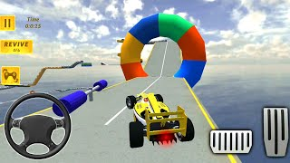 Formula Car Gt Racing Stunts – Impossible Tracks 2021 | New Car Games – Android Gameplay