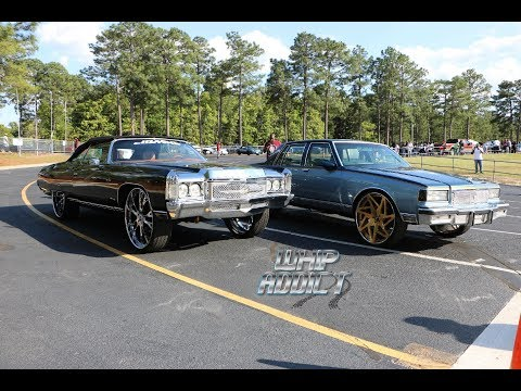 WhipAddict: Battle Of The Land Grudge Race: Donk Racing, Big Rim Racing, G Bodys
