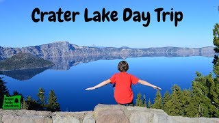 The Best Trail At Crater Lake! | Hiking Garfield Peak