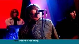 Beady Eye - The Beat Goes On (Live July 2011)